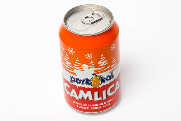 CAMLICA ORANGE limenka 330ml